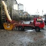 Narrow Access Tidal Work