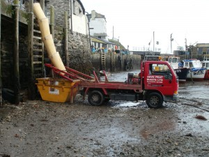 Narrow Access Tidal Work